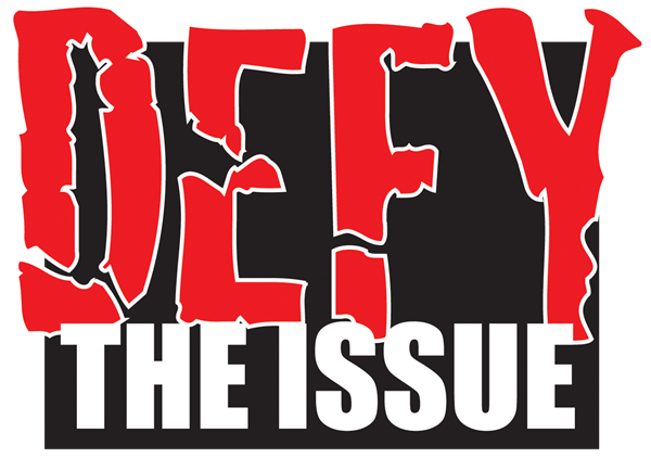 Defy the Issue Logo