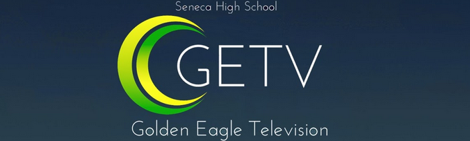 Golden Eagle Television logo with link that opens in new page