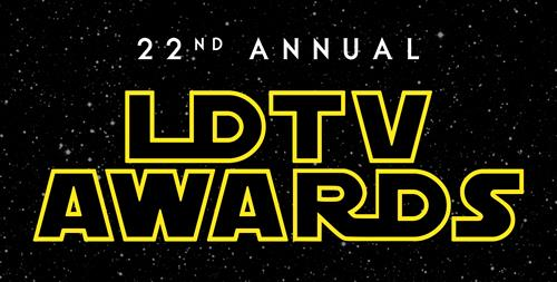 2017 LDTV Awards logo