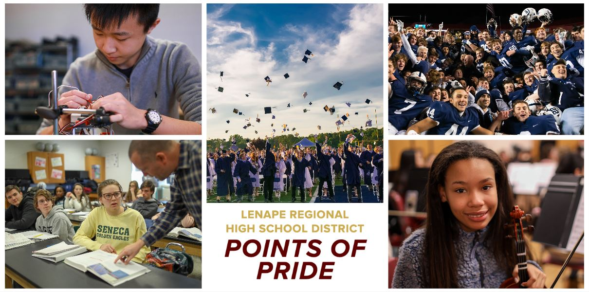 Points of Pride photo collage