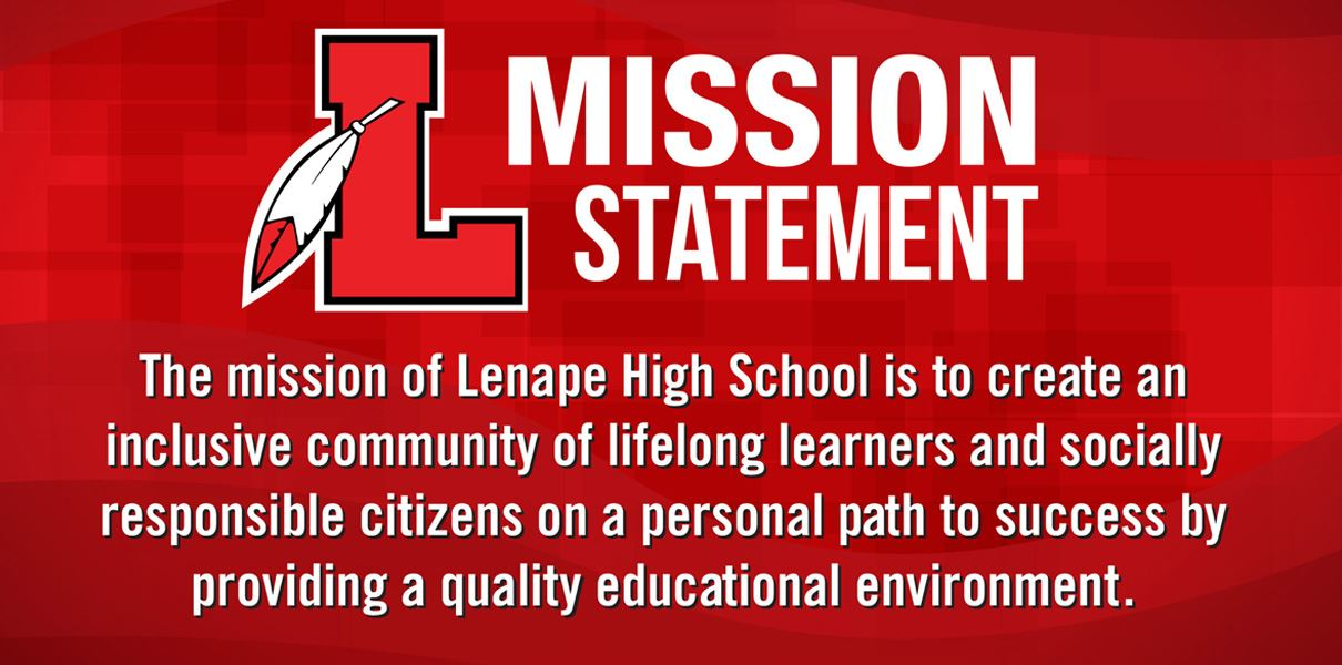 Lenape High School Mission Statement