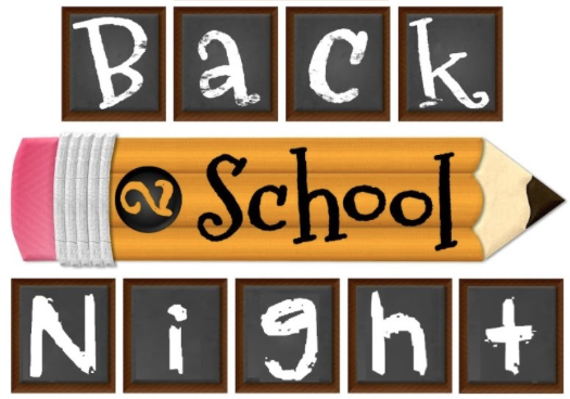 Back to School Night Clip Art