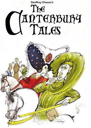 The Canterbury Tales cartoon image