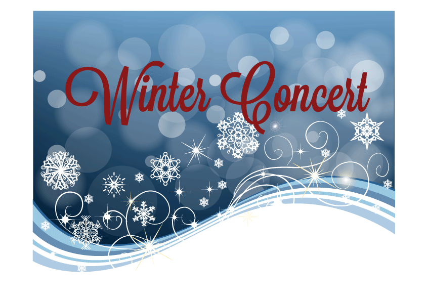 Winter Choral Concerts