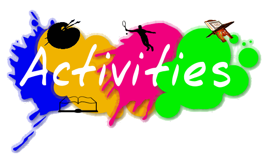 Extra-Curricular Activities Booklet
