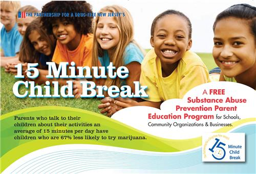 15 Minute Child Break logo