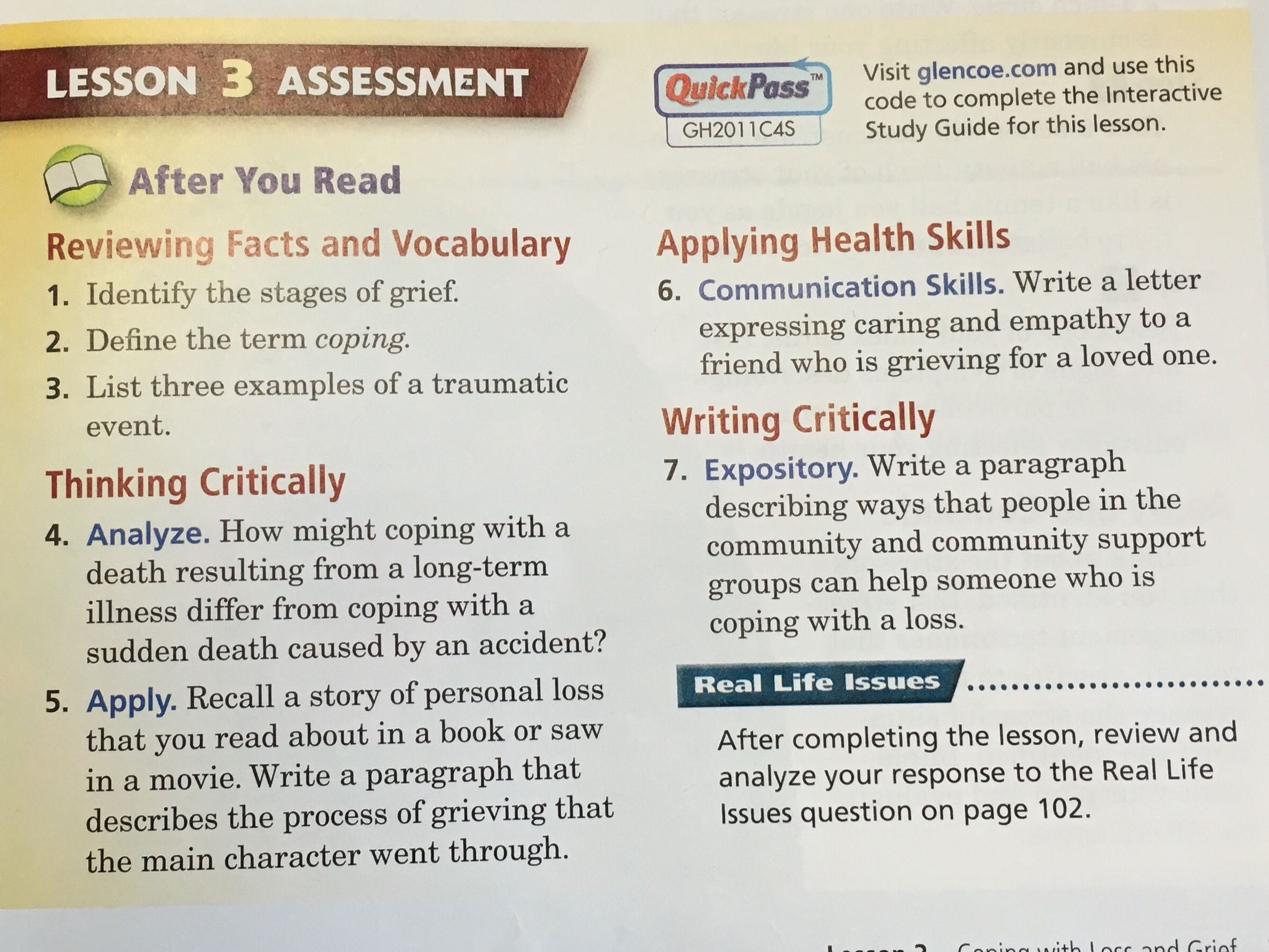 coping with a terminal illness essay Related post of coping with terminal illness essay a level textiles essay about myself decision making uk essay tolkien beowulf essay summary and response coping with.
