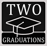 Two Graduations logo