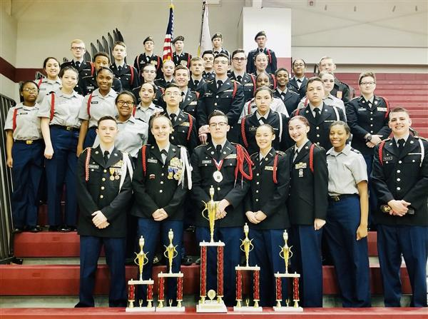 JROTC Regional Competition