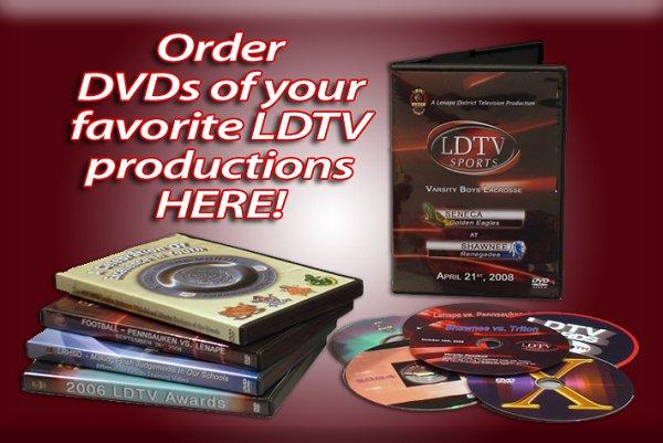 Order DVD Copies